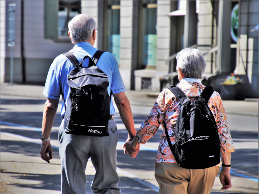 Elderly Japan