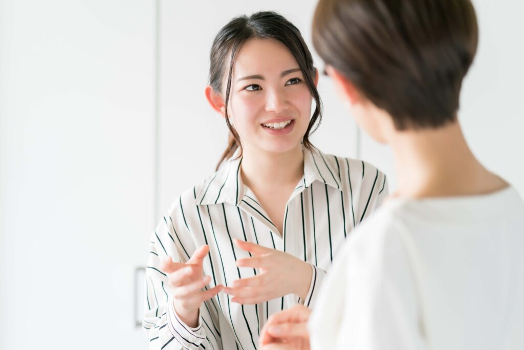 User interview