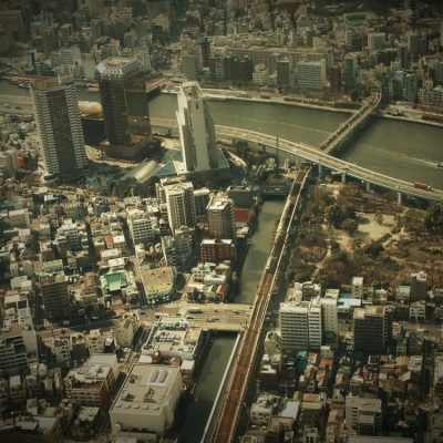 Tokyo Aerial View